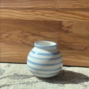 Mini Stripe Vase